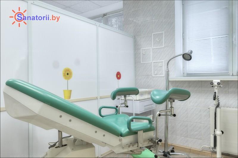 Санатории Белоруссии Беларуси - санаторий Юность - Гинекология