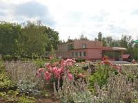 санатория Волма - Территория и природа