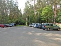 санаторий Волма - Парковка