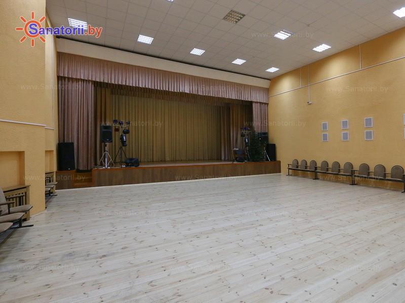 Санатории Белоруссии Беларуси - санаторий Волма - Танцевальный зал