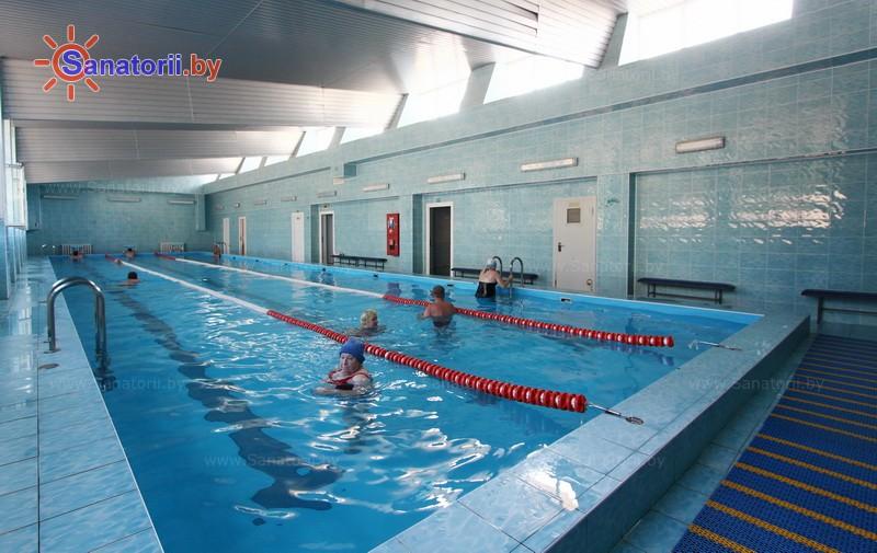 санатории белоруссии где можно купаться