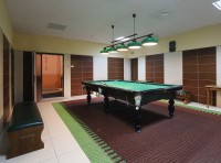 health resort Dubrovenka - Billiards
