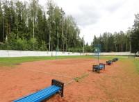санаторий Дубровенка - Спортплощадка