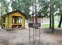 санаторий Дубровенка - Площадка для шашлыков