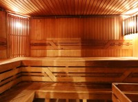 health resort Dubrovenka - Sauna Finnish