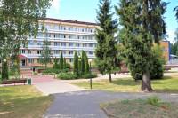 санатория Дубровенка - Территория и природа
