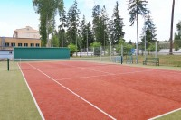 health resort Dubrovenka - Tennis court