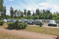 health resort Dubrovenka - Parking