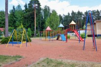 health resort Dubrovenka - Playground for children