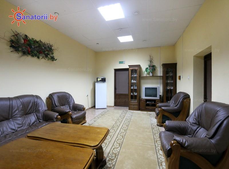 Санатории Белоруссии Беларуси - санаторий Дубровенка - Сауна финская