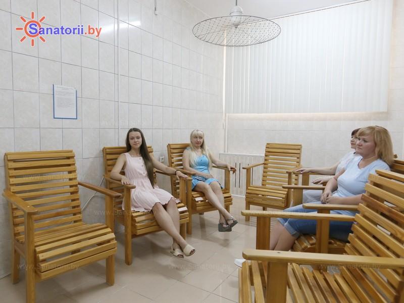 Санатории Белоруссии Беларуси - санаторий Дубровенка - Аэроионотерапия