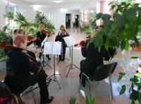 санаторий Железнодорожник - Зимний сад