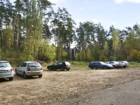 health resort Zheleznodorozhnik - Parking