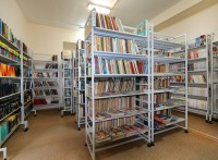 health resort Zheleznodorozhnik - Library