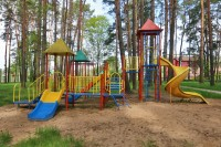 health resort Zheleznodorozhnik - Playground for children