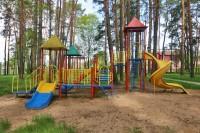 санаторий Железнодорожник - Детская площадка