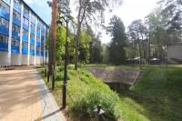 санатория Железнодорожник - Территория и природа