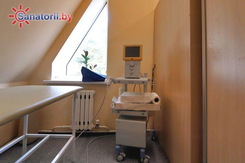 Санатории Белоруссии Беларуси - санаторий Железнодорожник - Волновая терапия