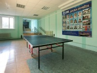 health resort Gomelskogo otdelenie BJD - Table tennis (Ping-pong)