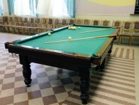 health resort Gomelskogo otdelenie BJD - Billiards