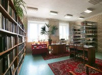 health resort Gomelskogo otdelenie BJD - Library