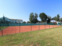 health resort Gomelskogo otdelenie BJD - Tennis court