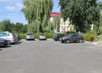 health resort Gomelskogo otdelenie BJD - Parking