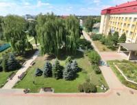 санатория Гомельского отд. БЖД - Территория и природа