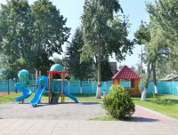 health resort Gomelskogo otdelenie BJD - Playground for children