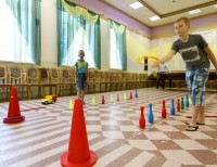 health resort Gomelskogo otdelenie BJD - Children room