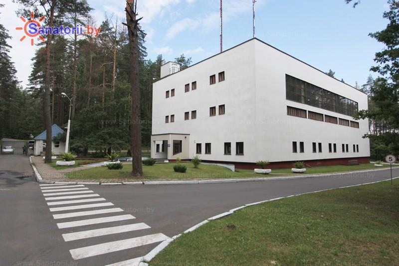 Санатории Белоруссии Беларуси - оздоровительный комплекс БАТЭ - физкультурно-оздоровительный комплекс