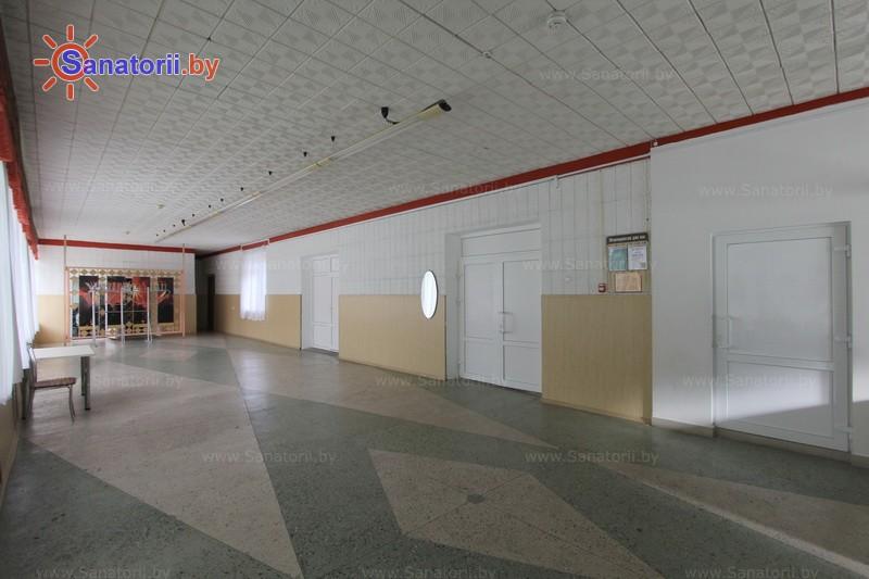 Санатории Белоруссии Беларуси - оздоровительный комплекс БАТЭ - Танцевальный зал