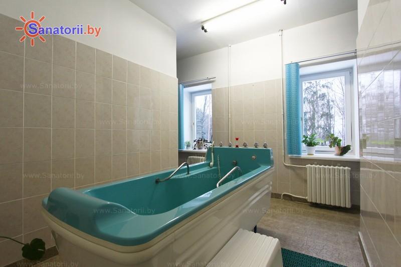 Санатории Белоруссии Беларуси - оздоровительный центр Дудинка - Ванны общие