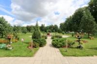 санатория Им. К.П. Орловского - Территория и природа