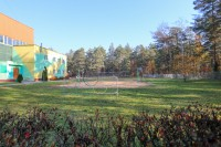 санатория Радуга - Территория и природа