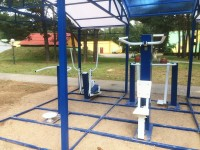health resort Raduga Grodno - Outdoor gym