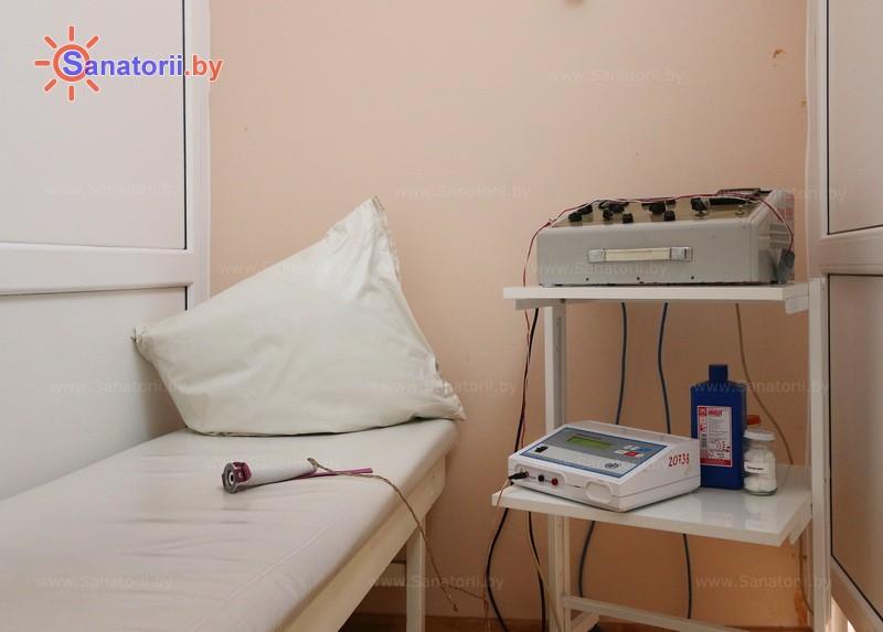 Санатории Белоруссии Беларуси - санаторий Радуга - Лазерная терапия