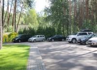 санаторий Солнечный - Автостоянка