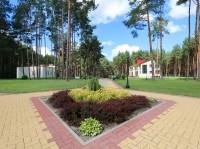 санатория Солнечный - Территория и природа