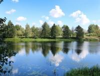 Solnechny - Water reservoir