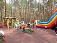 health resort Solnechny - Playground for children