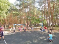 health resort Solnechny - Sportsground