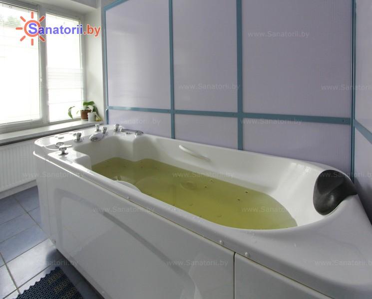 Санатории Белоруссии Беларуси - санаторий Солнечный - Ванны скипидарные