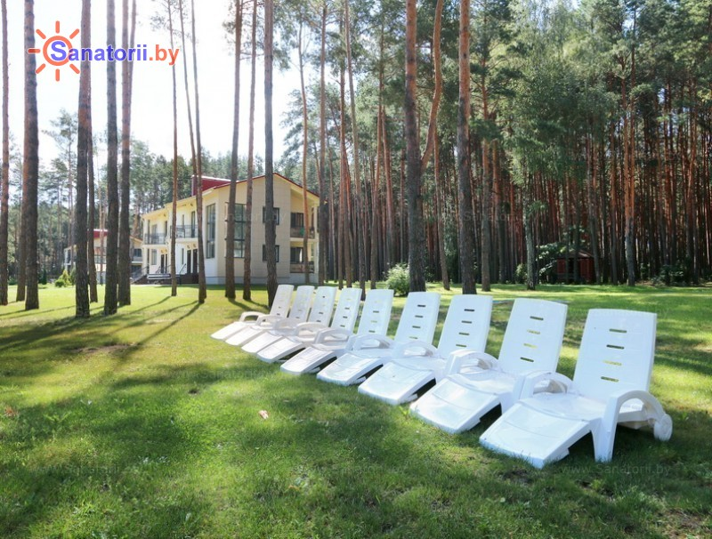Санатории Белоруссии Беларуси - санаторий Солнечный - Инфраструктура