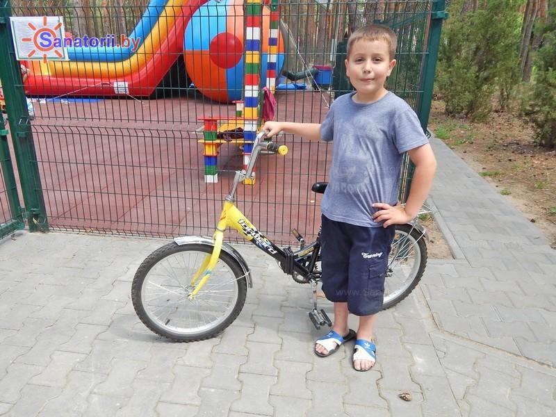Санатории Белоруссии Беларуси - санаторий Солнечный - Пункт проката