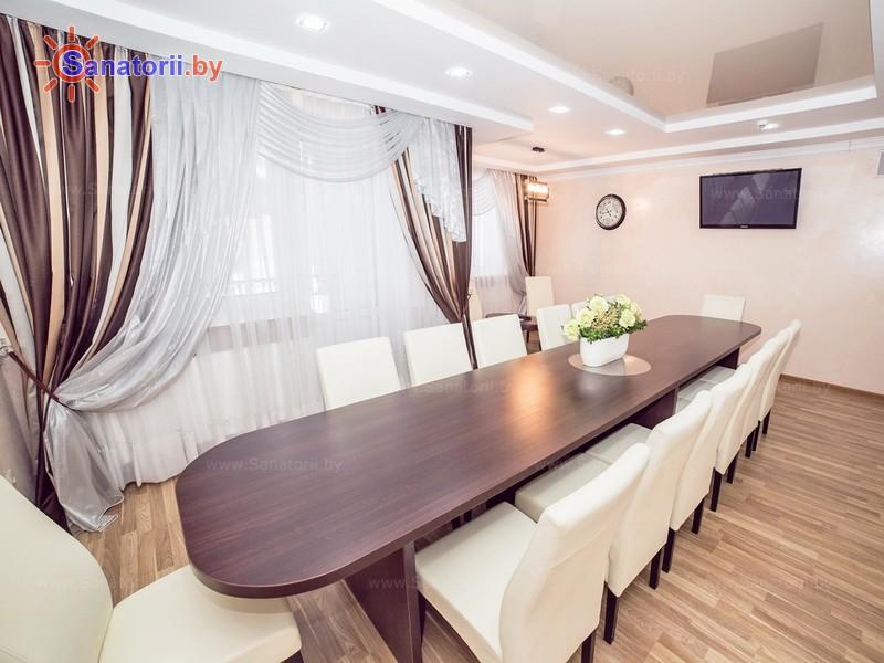 Санатории Белоруссии Беларуси - санаторий Солнечный - Конференц-зал