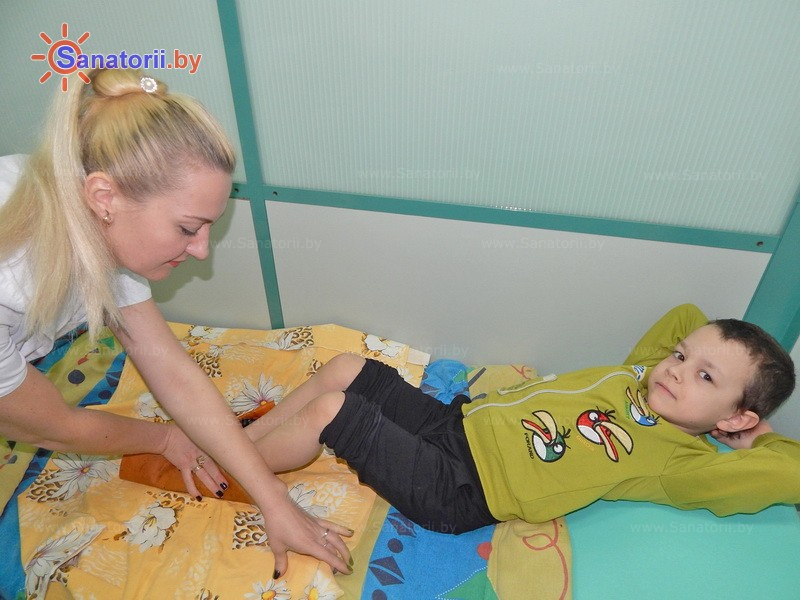 Санатории Белоруссии Беларуси - санаторий Солнечный - Озокерито-парафинолечение