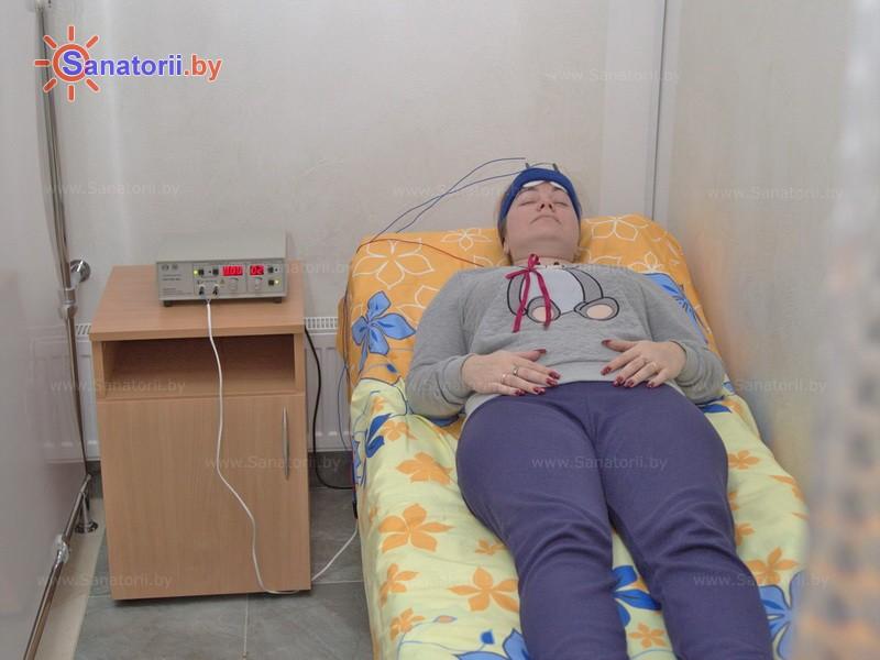 Санатории Белоруссии Беларуси - санаторий Солнечный - Электросон
