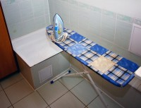 health resort Svitiaz - Ironing room