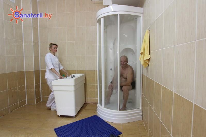 Санатории Белоруссии Беларуси - санаторий Свитязь - Бокс гидромассажный